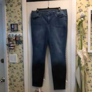 Inc ombré jeans